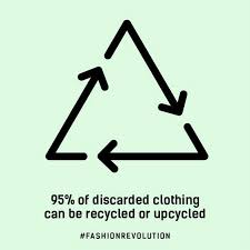 fast fashion facts recycled and upcycled clothing